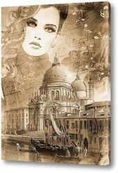Постер Неповторимая Венеция