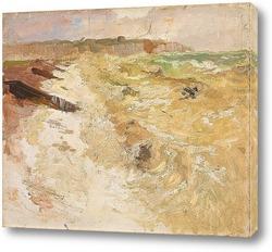 Картина Море,Дьепп