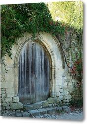 Постер Ворота в сад