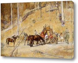 Пришли на юг, 1886