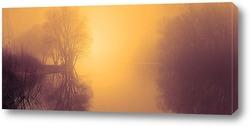 Постер туман 4