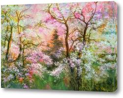 Картина Крымский цвет