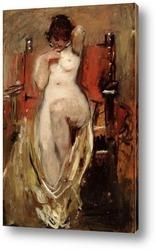 Автопортрет в сомбреро, 1895