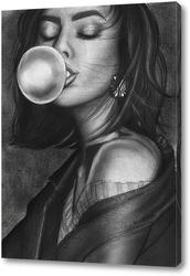 Картина Серия о женщинах