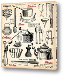 ретро-кофемолка