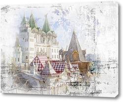 Постер Измайловский Кремль
