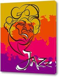 Постер Джаз.
