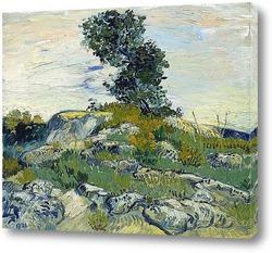 Ваза с цветами, 1890