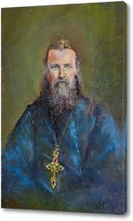 Картина Праведный Иоанн Кронштадский