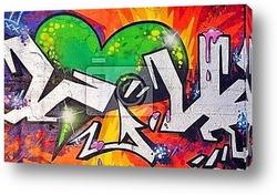 Постер Graffiti..
