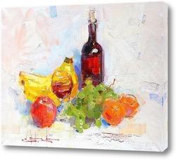 Картина Вкусный натюрморт