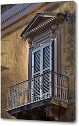 Постер Балкончик