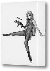 Постер Jane Fonda-7