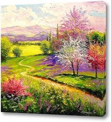Картина Весна,весна