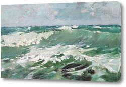 Картина Морские водоросли