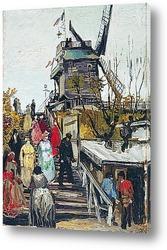 Мельница, 1886