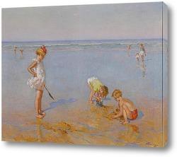 Картина Армянский пляж