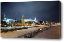 Постер Кремлевская набережная