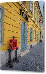 Постер Почта