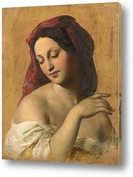 Картина Портрет молодой женщины