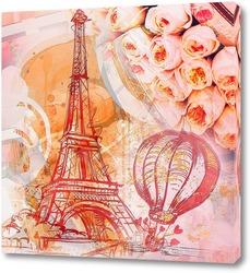 Париж винтаж