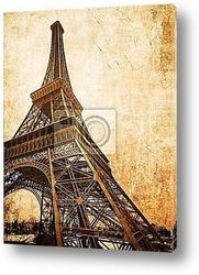 Париж, Франция, ретро стиль