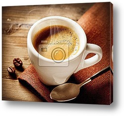 Капучино.Чашка кофе капучино