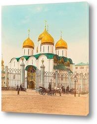 Постер Вид на Москву, 1900-е