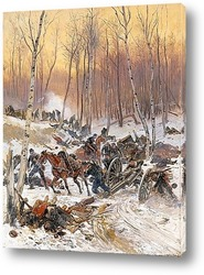 Эпизод осады Парижа 1870-71 годов