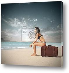 Постер Beach relax