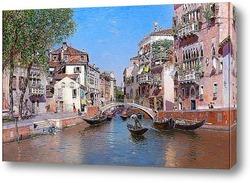 Паласт и Венеция