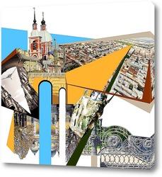 Картина Город
