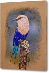 Картина Синяя птица