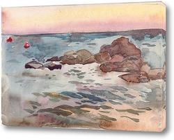 Постер Азовскон море