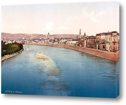 Постер Верона, Италия
