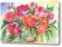beautiful bouquet of flowers