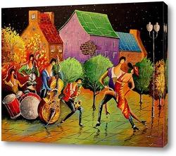 Постер Танго осени