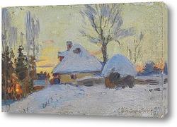 Хижина в Опошня, Украина