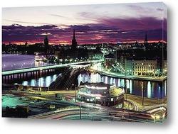 Стокгольм. Старая улочка