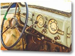 Старый руль