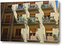 Постер балконы