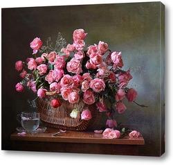 26 октября, последние осенние. Розы