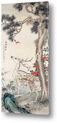 Постер Настенный свиток