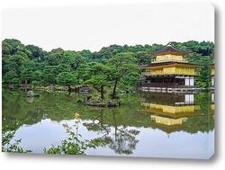 Постер Киото, Золотой павильон