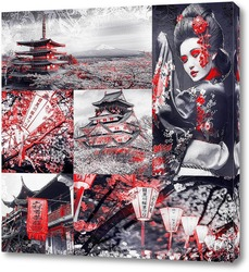 Постер Японская культура