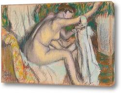 После ванны, 1895