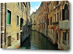 Постер Улочки Венеции