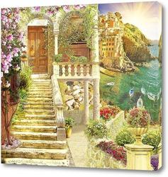Постер Итальянская набережная