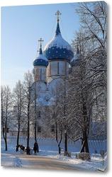 Постер Суздаль. Кремль