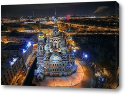 Постер Храм Спаса-на-Крови